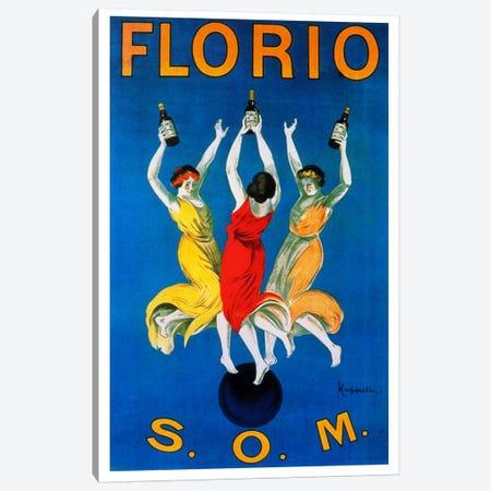 Cappiello Florio Som Canvas Print #VAC986} by Vintage Apple Collection Canvas Art Print