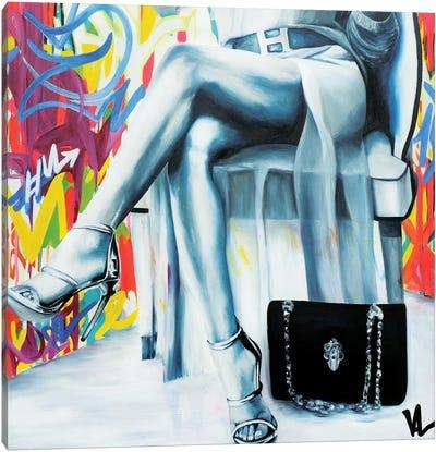 Basic Fashion Canvas Art Print