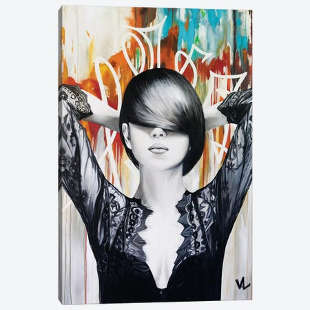 Transparency Canvas Print #VAE30} by Val Escoubet Canvas Art