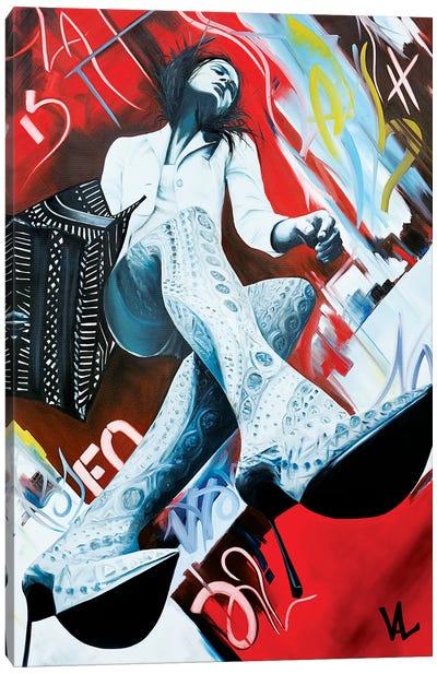 Urban Perspectives Canvas Art Print