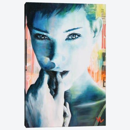 Summer light Canvas Print #VAE40} by Val Escoubet Canvas Print