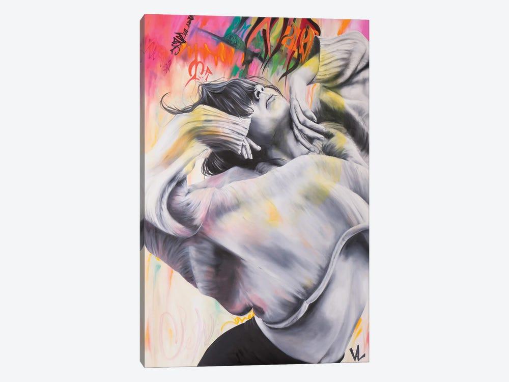 La Caresse Du Vent by Val Escoubet 1-piece Canvas Artwork