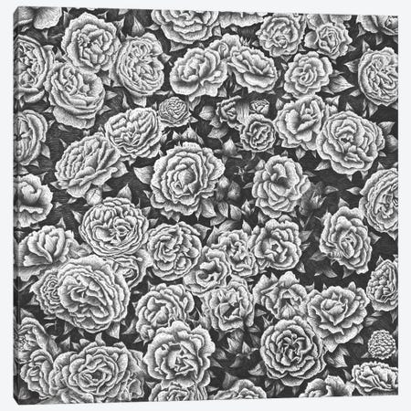 Blooming Garden Canvas Print #VAK38} by Valeriya Korenkova Canvas Artwork