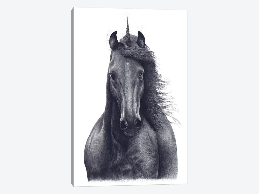 Unicorn by Valeriya Korenkova 1-piece Canvas Artwork