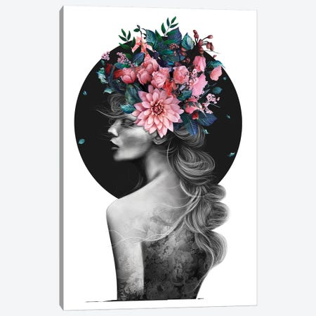 Spring Soul Canvas Print #VAK54} by Valeriya Korenkova Canvas Print