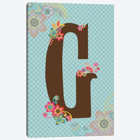 G Canvas Print #VAL110} by Valentina Harper Canvas Art Print