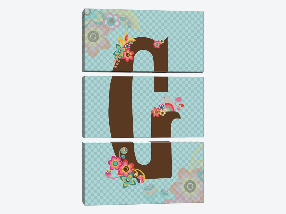 G by Valentina Harper 3-piece Art Print