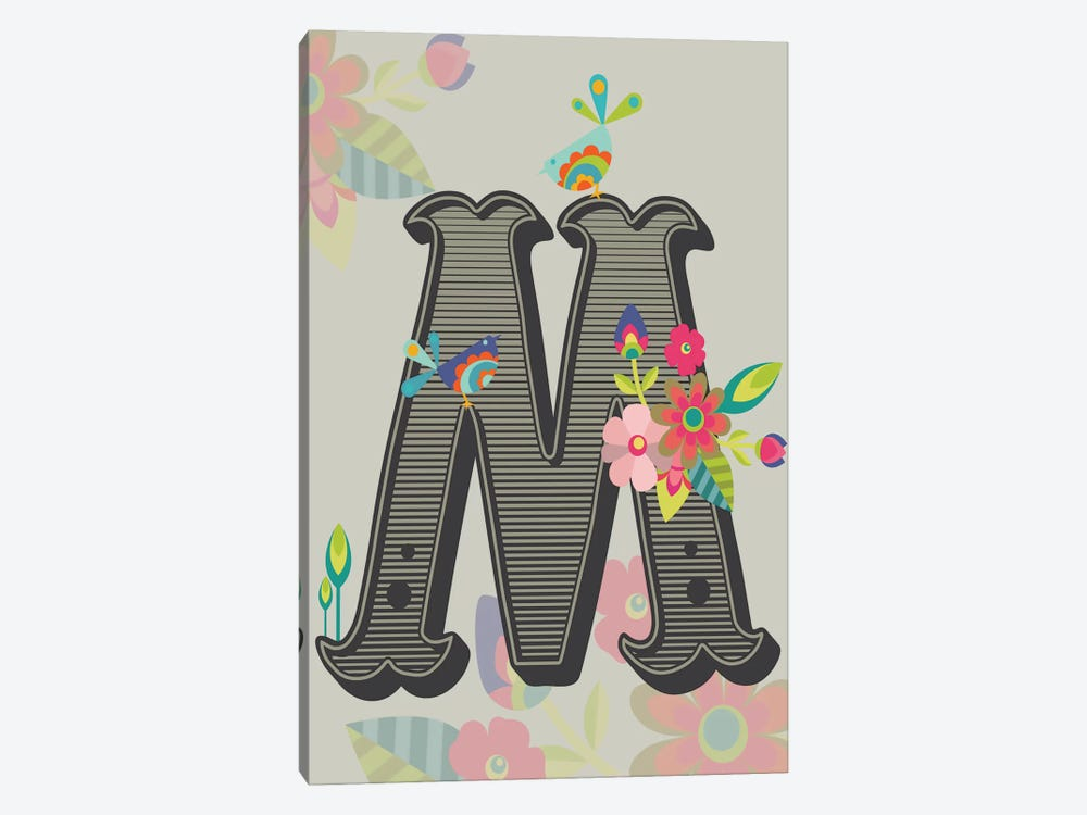 M by Valentina Harper 1-piece Canvas Art Print