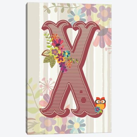 X Canvas Print #VAL127} by Valentina Harper Canvas Art Print