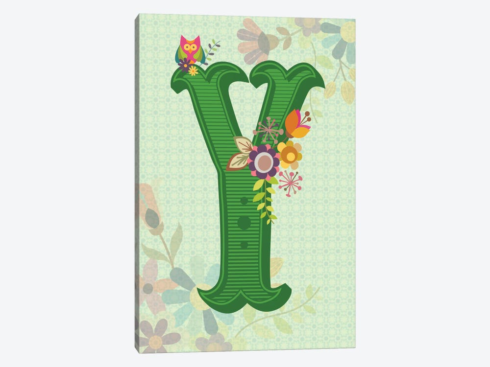 Y by Valentina Harper 1-piece Canvas Wall Art