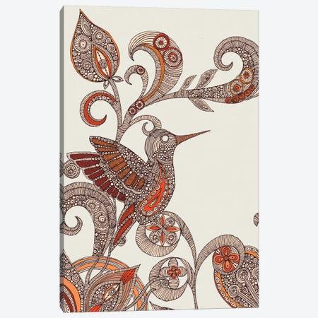 Flying Through Flowers Canvas Print #VAL153} by Valentina Harper Canvas Art Print