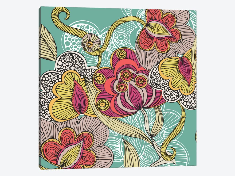 Beatriz by Valentina Harper 1-piece Canvas Print
