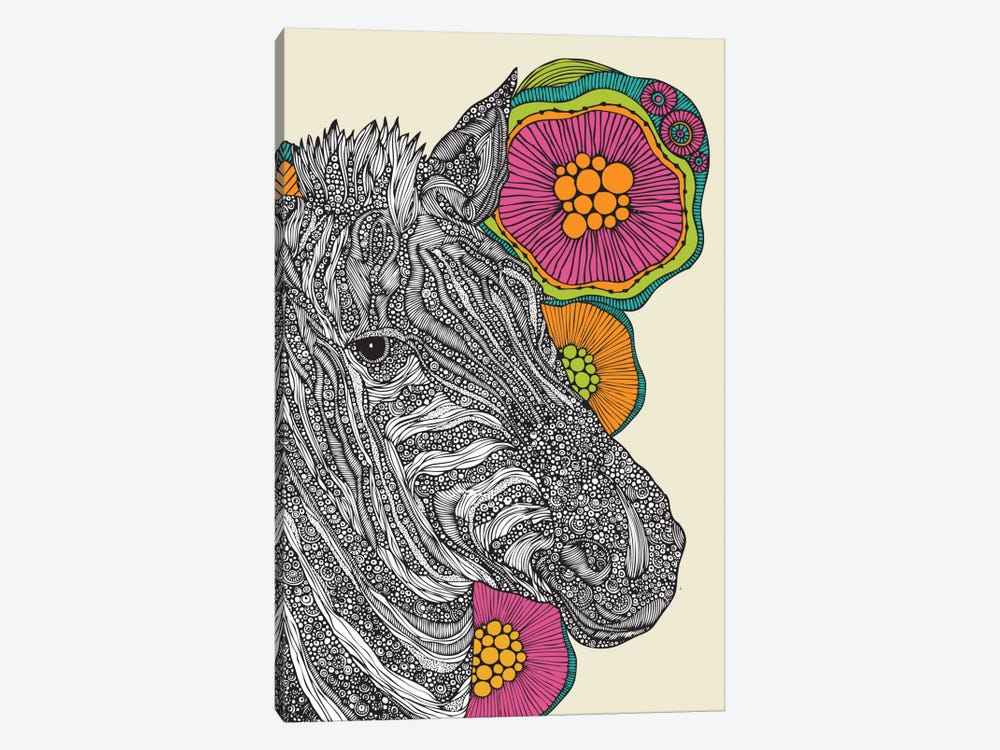 Larry by Valentina Harper 1-piece Canvas Print