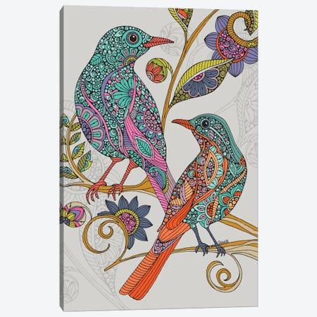 Levy And Deborah Canvas Print #VAL243} by Valentina Harper Art Print