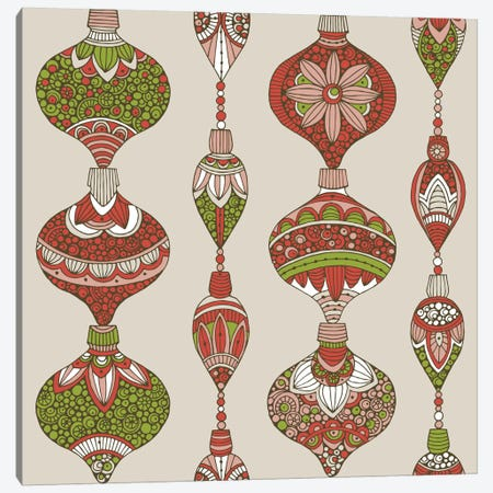 Ornaments IV Canvas Print #VAL298} by Valentina Harper Canvas Art