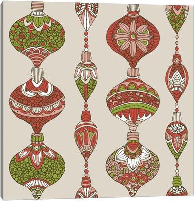 Ornaments IV Canvas Print #VAL298