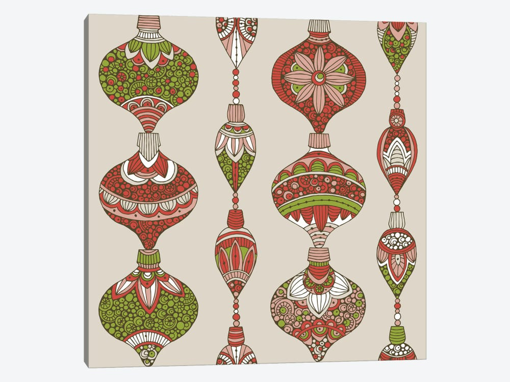 Ornaments IV by Valentina Harper 1-piece Canvas Art Print