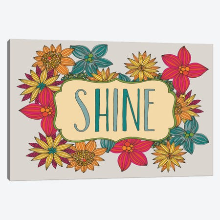 Shine Canvas Print #VAL342} by Valentina Harper Canvas Wall Art