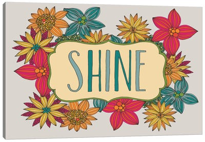 Shine Canvas Print #VAL342