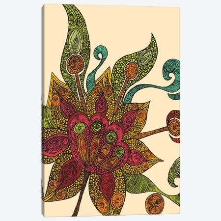 Spring Flower Canvas Print #VAL363} by Valentina Harper Canvas Art