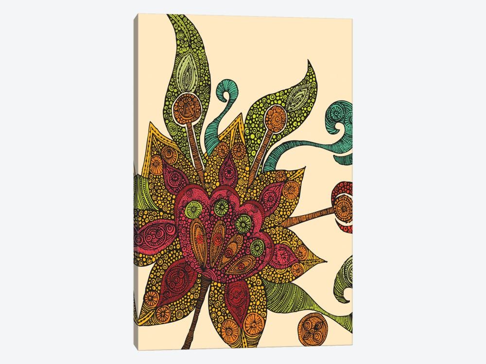 Spring Flower by Valentina Harper 1-piece Canvas Artwork