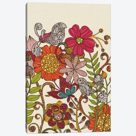 Spring Garden Canvas Print #VAL364} by Valentina Harper Canvas Art Print