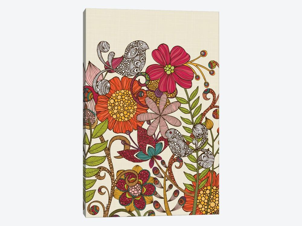 Spring Garden by Valentina Harper 1-piece Canvas Print