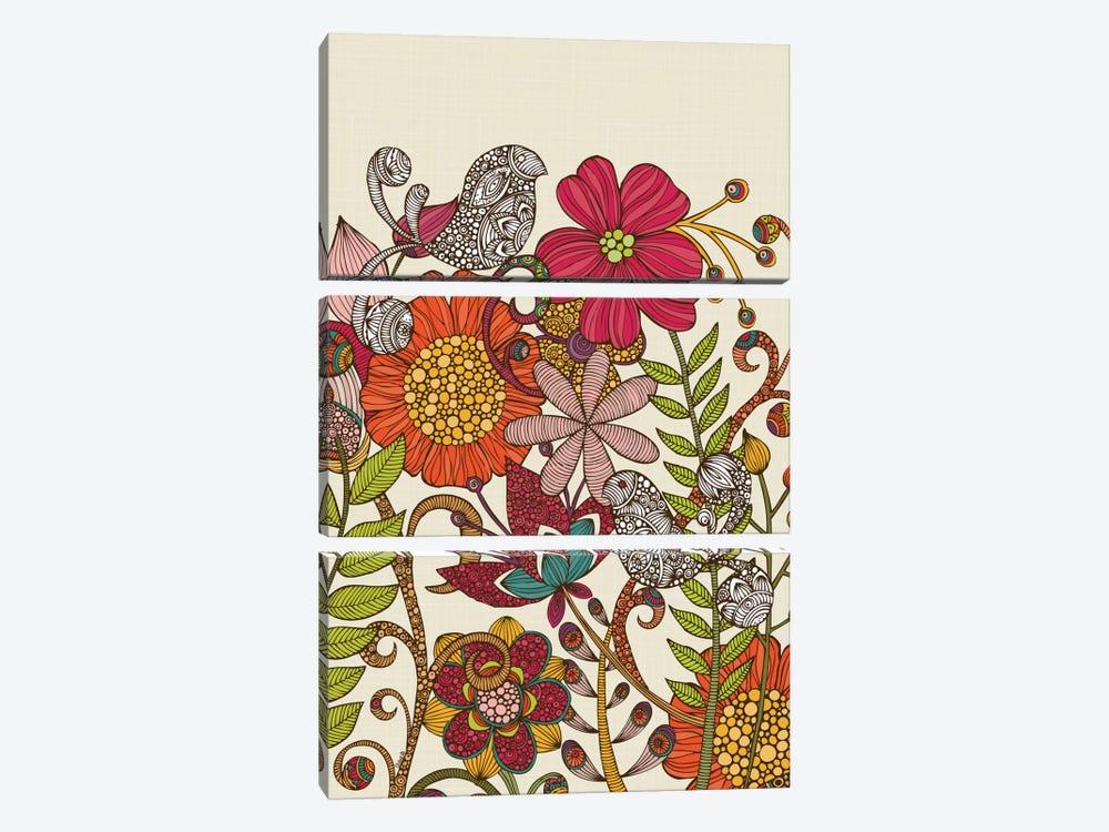 Spring Garden by Valentina Harper 3-piece Art Print