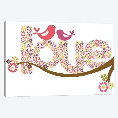 Sweet Love Canvas Print #VAL369} by Valentina Harper Canvas Art