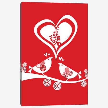 Valentine Canvas Print #VAL415} by Valentina Harper Art Print