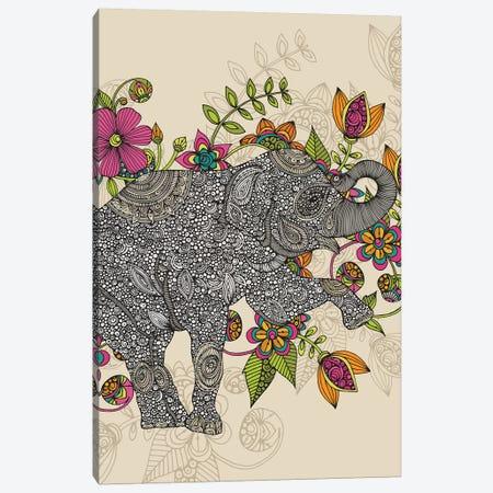 Rose Canvas Print #VAL451} by Valentina Harper Canvas Artwork