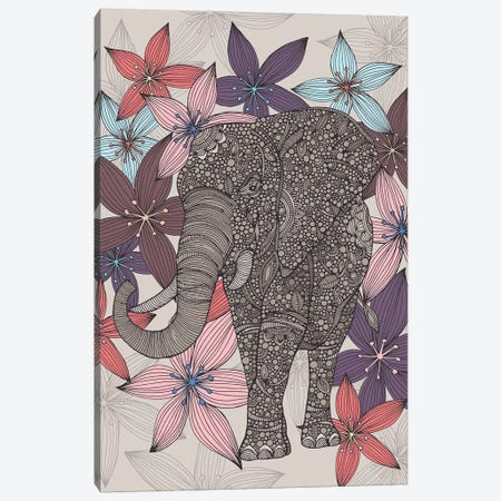 Syren Canvas Print #VAL454} by Valentina Harper Canvas Print
