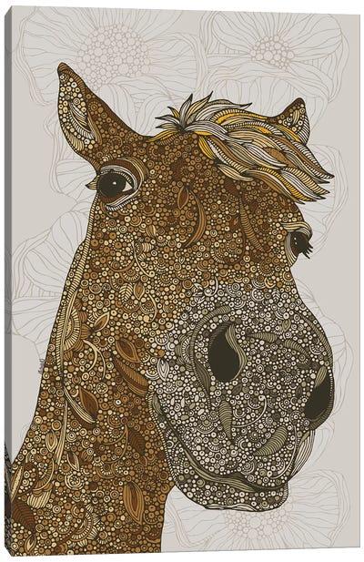 The Horse Canvas Art Print