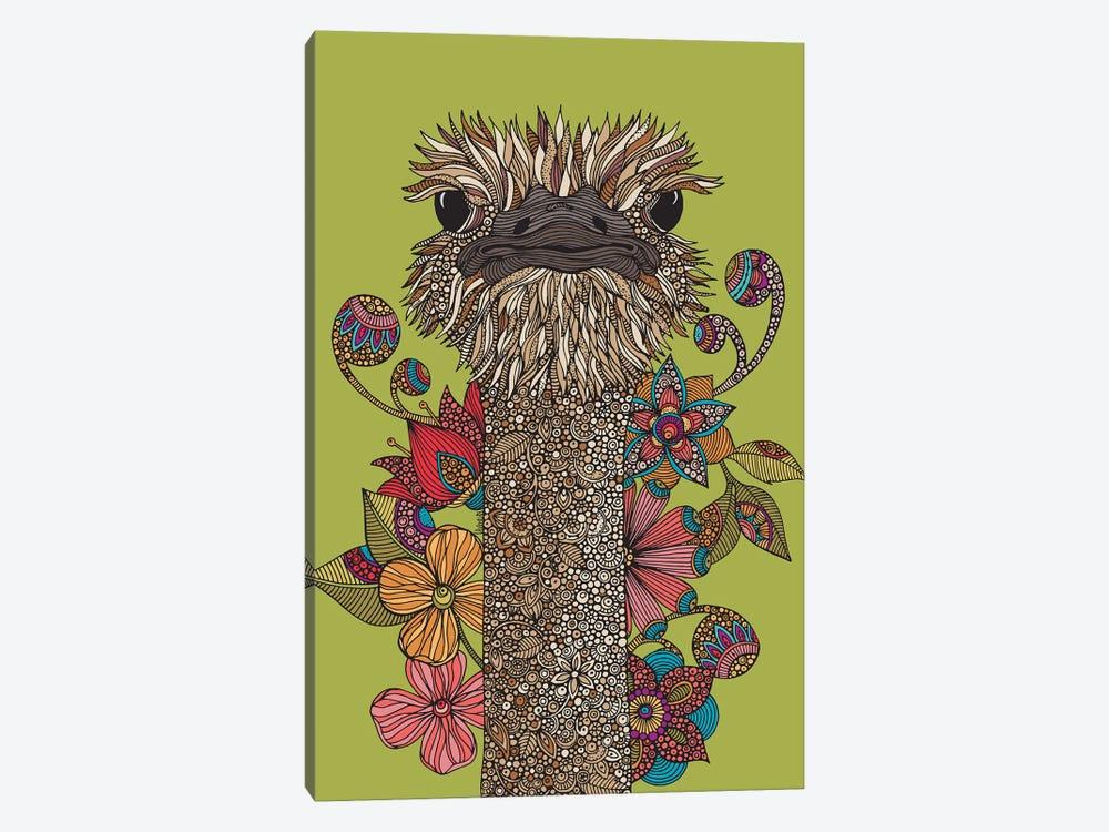 The Ostrich by Valentina Harper 1-piece Canvas Artwork