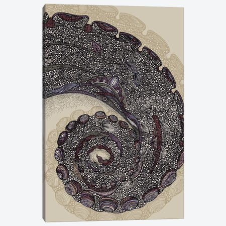 Tentacula Canvas Print #VAL469} by Valentina Harper Canvas Art Print