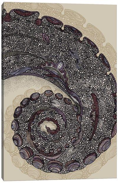 Tentacula Canvas Art Print