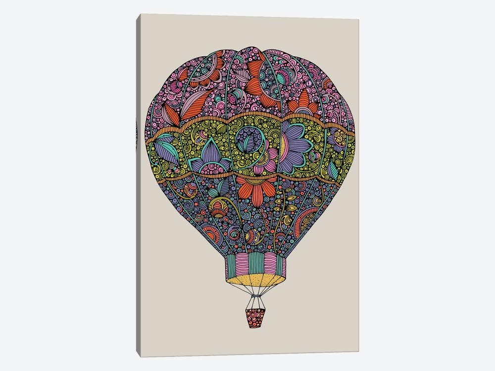 Air Ballon by Valentina Harper 1-piece Canvas Wall Art