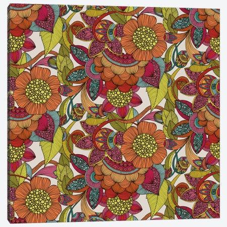 Arabella Pattern Canvas Print #VAL472} by Valentina Harper Canvas Wall Art