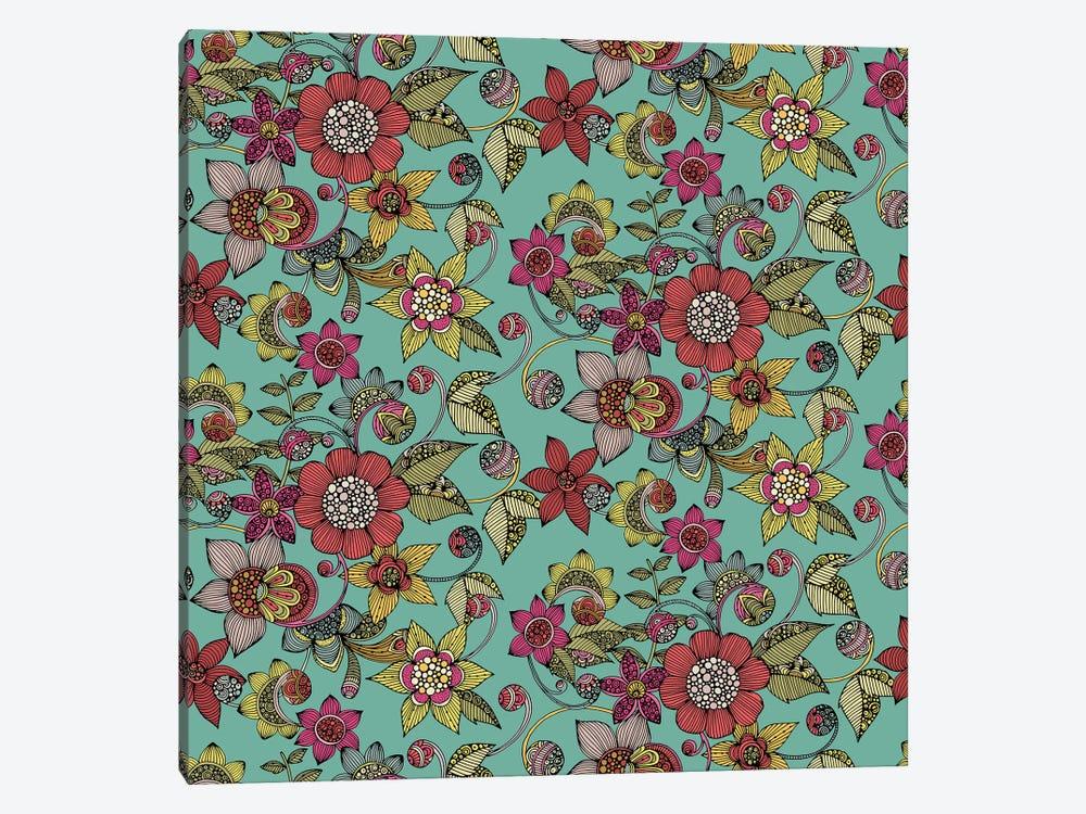 Beatriz Pattern by Valentina Harper 1-piece Canvas Art