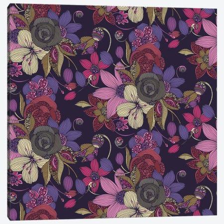 Beryl Pattern  Canvas Print #VAL475} by Valentina Harper Art Print