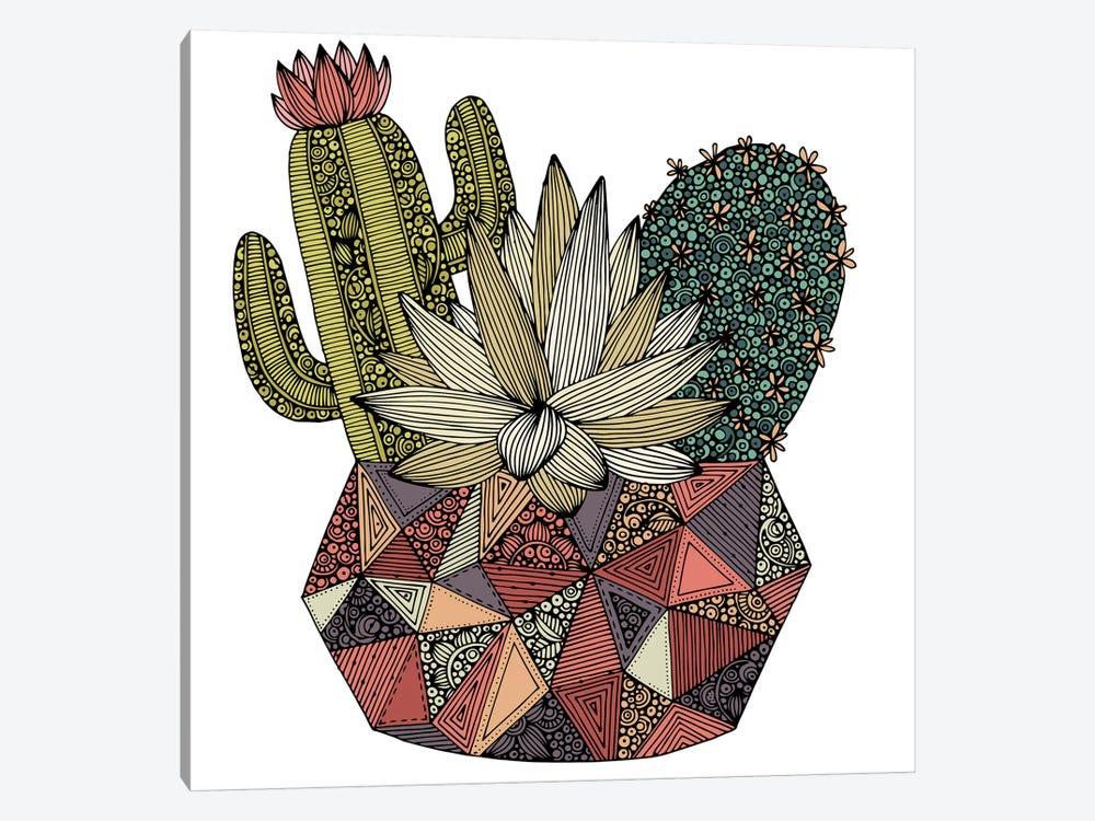 Cactus by Valentina Harper 1-piece Canvas Wall Art