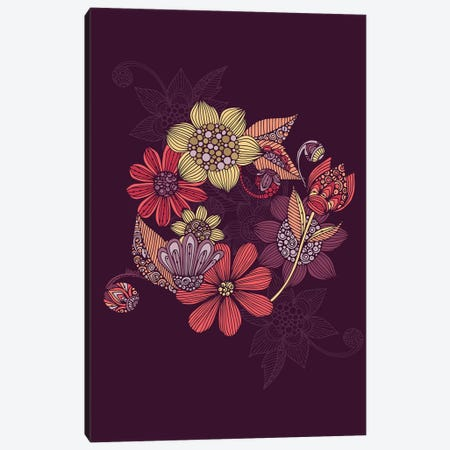 Lilian  3-Piece Canvas #VAL485} by Valentina Harper Canvas Art