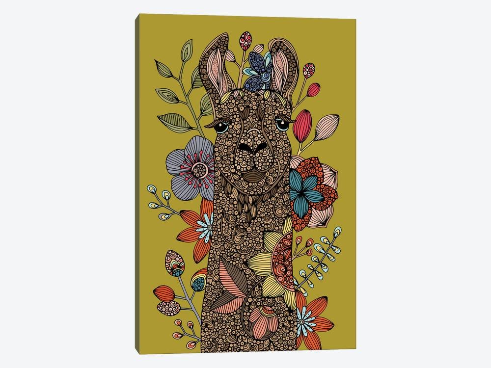 Llama I by Valentina Harper 1-piece Canvas Art Print