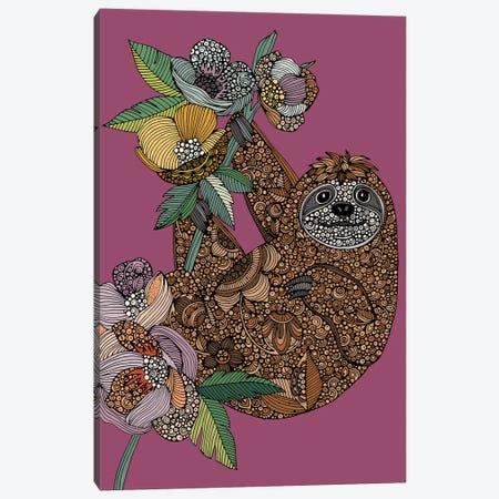 Pereza Canvas Print #VAL492} by Valentina Harper Canvas Artwork