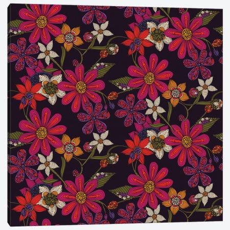 Zadie Pattern  Canvas Print #VAL498} by Valentina Harper Canvas Art