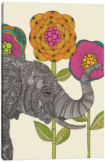 Aaron Canvas Art Print