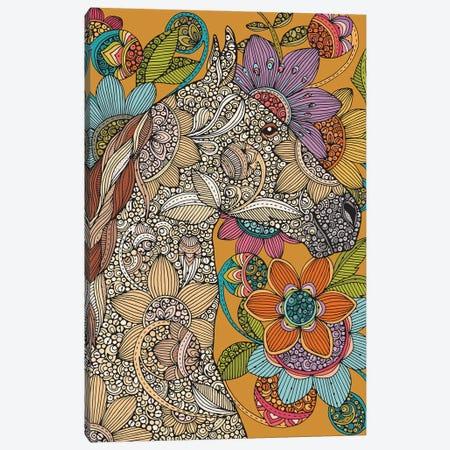 The Horse Canvas Print #VAL540} by Valentina Harper Canvas Artwork