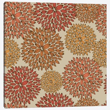 Dandelions Canvas Print #VAL70} by Valentina Harper Canvas Art Print