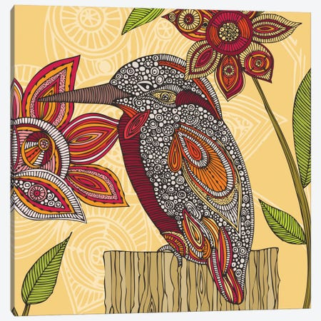Dean Canvas Print #VAL71} by Valentina Harper Art Print