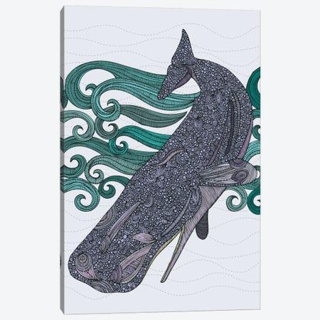 Deep Violet Canvas Print #VAL74} by Valentina Harper Canvas Wall Art